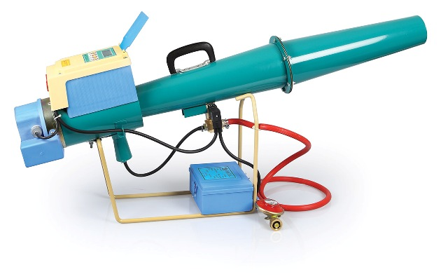 Электронный пропановый отпугиватель птиц DBS-E