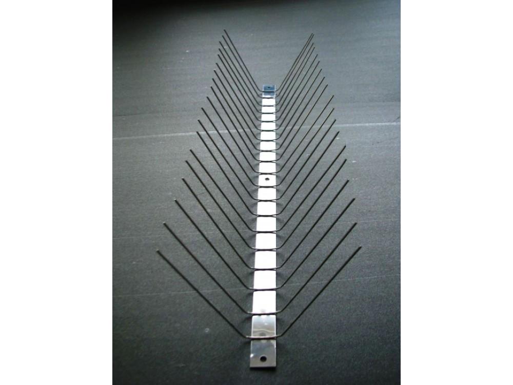 Металлические противоприсадные шипы «Игла С-2»