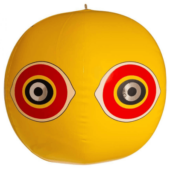 Визуальный отпугиватель c глазами хищника