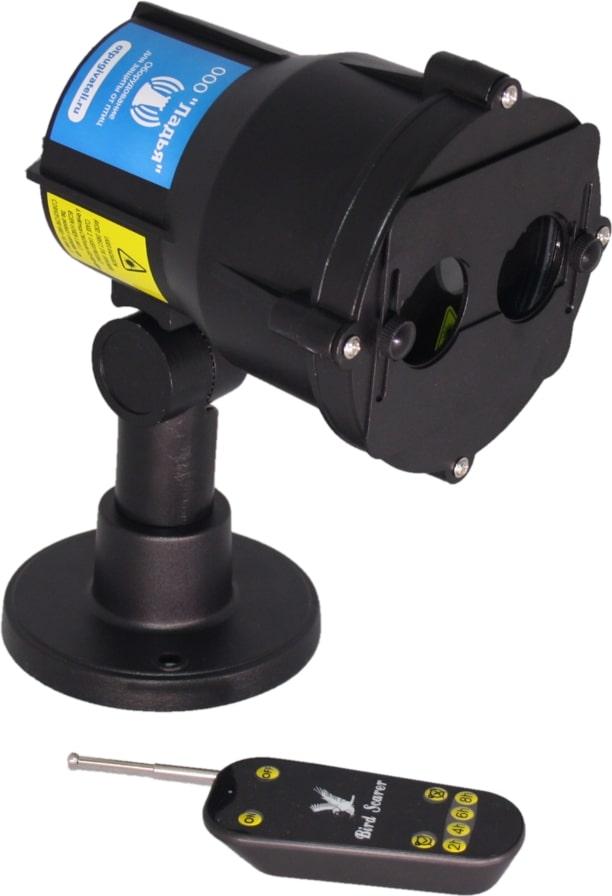 Лазерный отпугиватель для наружного применения «Луч-У»