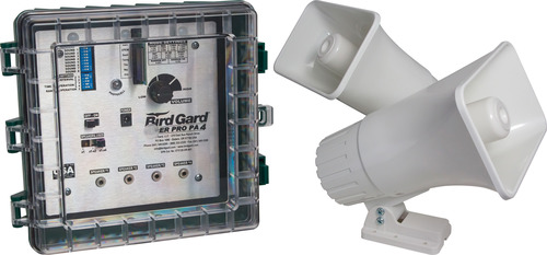 Bird Gard Super Pro PA-4 (с двумя динамиками)